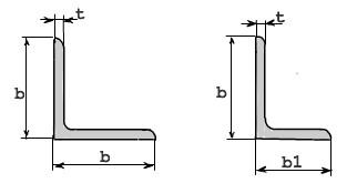 Вес уголка - калькулятор и таблица массы погонного метра уголка стального