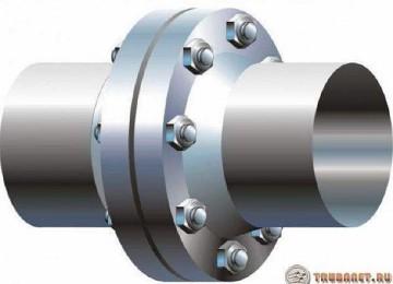 Фланцевое соединение стальных труб: их плюсы и область применения