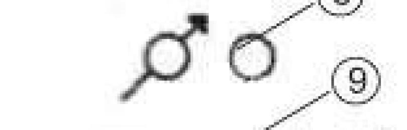 Условные графические обозначения трубопроводов канализации и водопровода