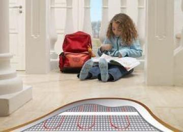 Как выбрать теплый пол под плитку – рекомендации и монтаж