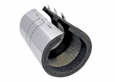Установка гильз для прохода труб через перекрытия