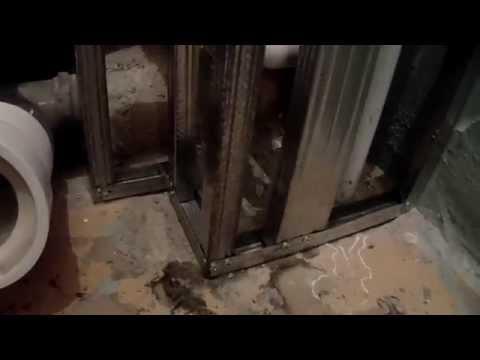 Как закрыть трубы гипсокартоном