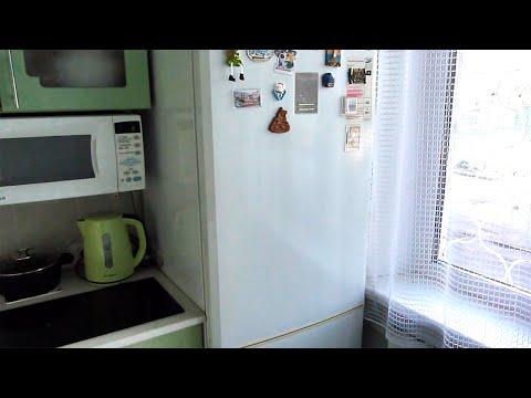 Как разместить холодильник на маленькой кухне в хрущевке