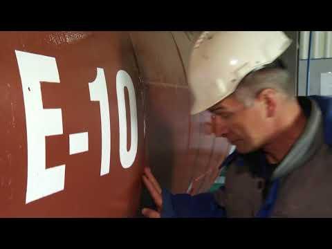 Организация безопасного проведения работ по гидравлическому испытанию трубопроводов и оборудования.
