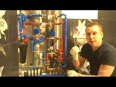 Водопровод БЕЗ Прокладок в Квартире. Процесс сборки. Ремонт ванны