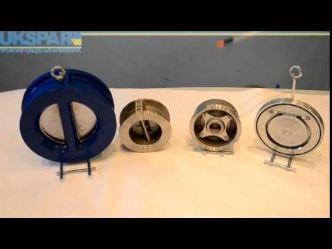 Обратные клапаны межфланцевые, межфланцевый обратный клапан видео обзор от UKSPAR