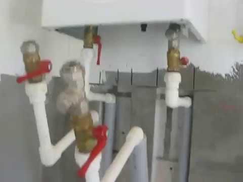 Гидравлическое испытание системы водоснабжения