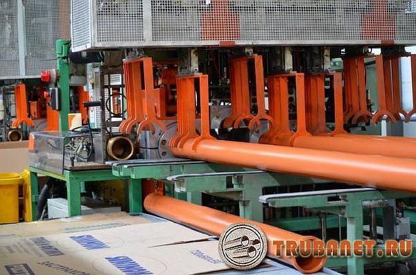 пластиковые трубы технология изготовления фото