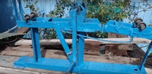 фото:Ручной агрегат для деформации профтрубы