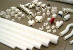 Фото - фитинги для полипропиленовых труб