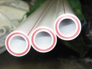 Труба полипропиленовая армированная стекловолокном и алюминием