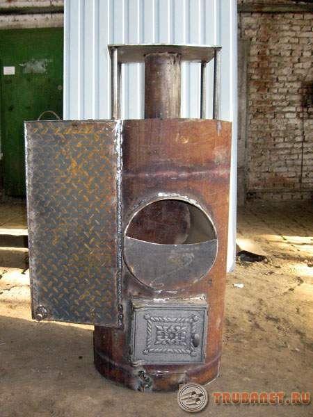Банная печь своими руками размеры 76