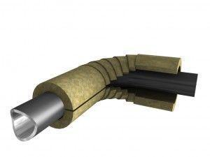 Фото: Утеплить с помощью цилиндров из пенопласта