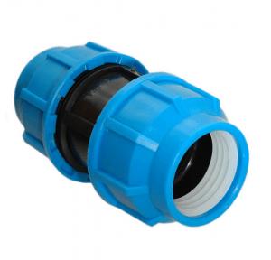 Фото: Фитинги для пластикового холодного трубопровода