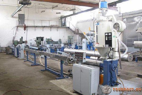 Фото: Виды оборудования для изготовления пп продукции
