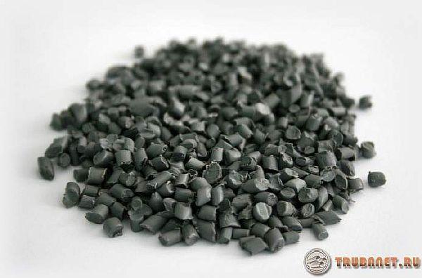 Фото: гранулированный полимер