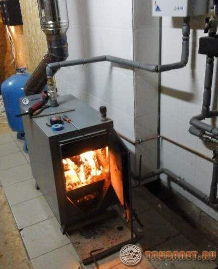 фото: Отопление в частном доме своими руками
