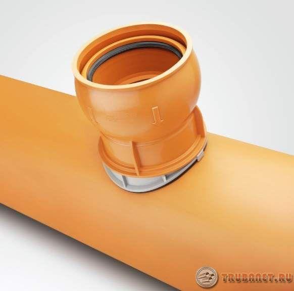 фото: клеевое соединение полипропиленовых изделий