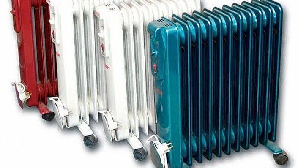 Фото – масляные радиаторы
