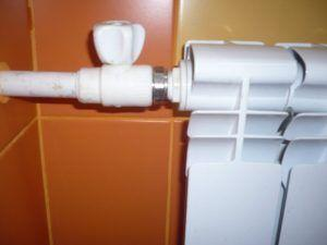 Фото: монтаж отопления из полипропиленовых труб