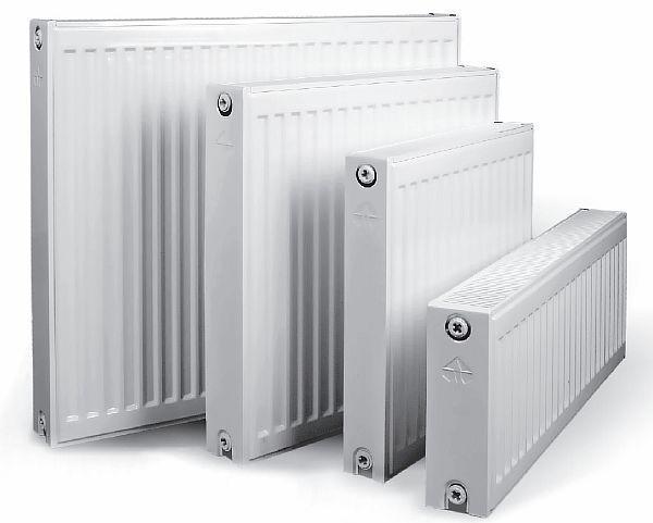 Фото – радиаторы для отопления стальные