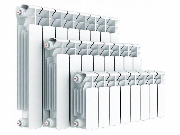 Фото – вариант исполнения биметаллических радиаторов