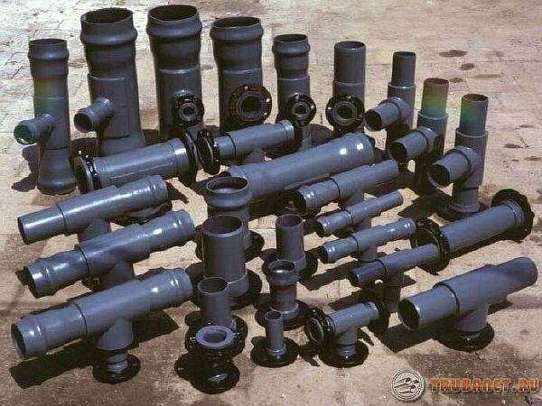 фото: виды пластиковых трубопрокатов