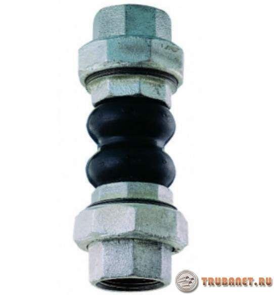 фото: Фланцевый комп-ор для пластикового отопления