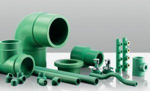 фото: Полимерные трубы их виды