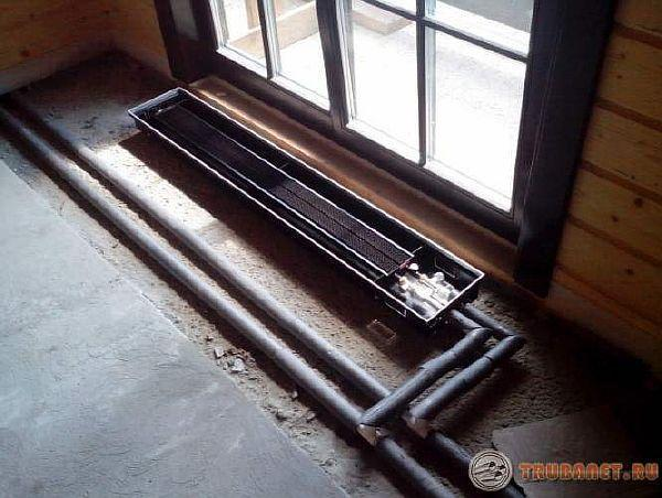 фото: Расценки на монтаж труб отопления