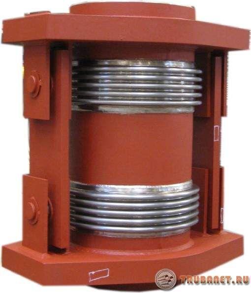 фото: Сдвиговые компенс-ры для полипропиленовых трубопроводов