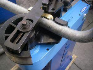 фото: Трубогибочный станок для круглой трубы