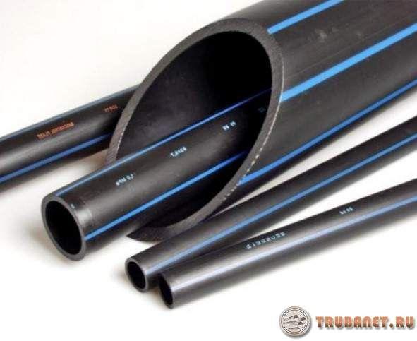 фото: пластиковые трубы