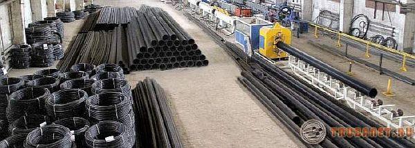фото: завод пластиковых трубопрокатов