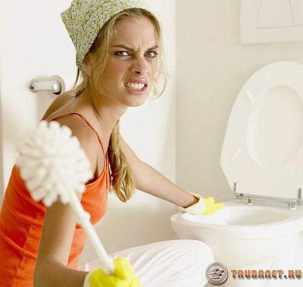 фото: Средство для очистки канализации