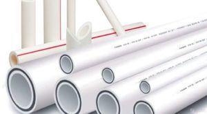 Фото - армированные полипропиленовые  трубопрокатные материалы для водопровода