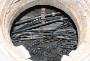 фото: Кабельная канализация