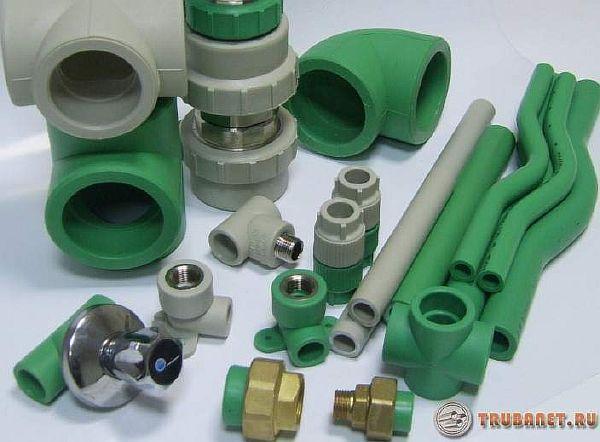 Полипропиленовые или металлопластиковые трубы - что лучше Сравнительный обзор