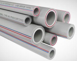 фото: трубопрокатные материалы для отопления из полипропилена