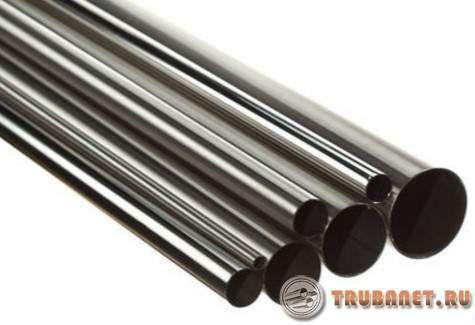 фото: прямые трубки