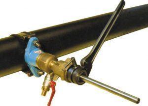 фото: Как соединить металлические трубы без сварки