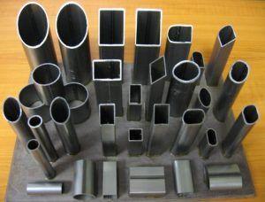 Фото: Виды стальных труб