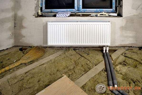 Фото: Какие бывают трубы для отопительных систем