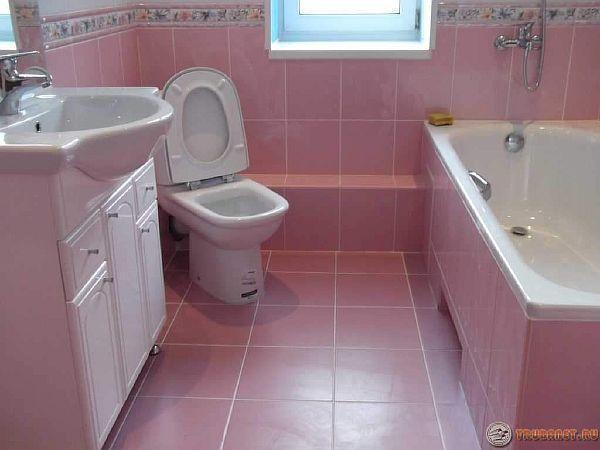 Закрыть трубы в туалете пластиковыми панелями – делаем правильно
