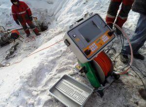 Фото: оборудование для телеинспекции российского производства