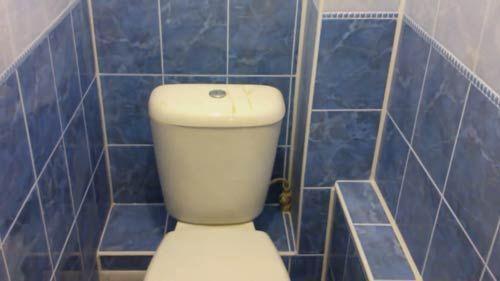 Фото – скрыть трубы в туалете