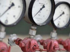 Фото: Гидравлические испытания трубопроводов водоснабжения