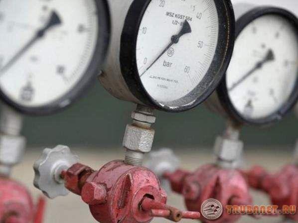Фото: Гидравлическое испытание трубопроводов водоснабжения