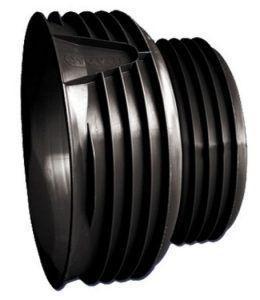 Фото: Пластиковые заглушки для трубопроводов