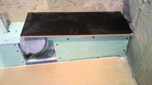 Фото: скрываем сантехнику в санузле